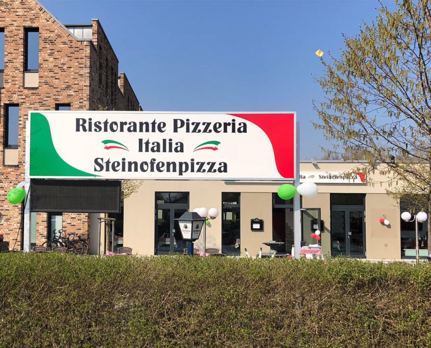 "Ristorante Pizzeria ""Italia"" Schulzendorf"